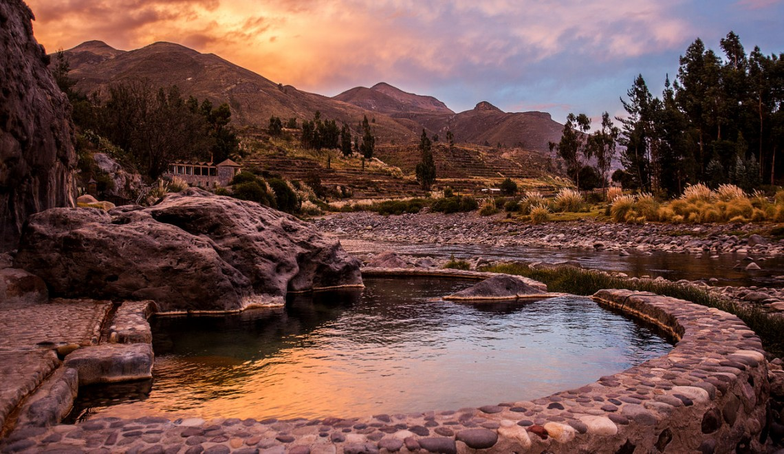 Colca Lodge Spa & Hot Springs (Arequipa, Peru)