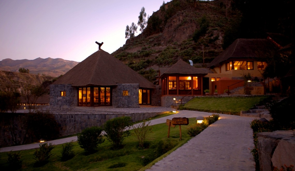 COLCA LODGE  & HOT SPRINGS PERU